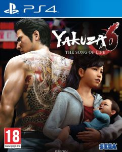 Yakuza 6: The Song of Life [PKG] [v1.06] [PS4] [USA] [MF-MG-GD]
