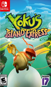 Yoku's Island Express (NSP) [UPDATE] [Switch] [MF-MG-GD]
