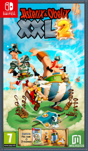 Asterix & Obelix XXL 2 (NSP) [v1.0.1] [Switch] [MF-MG-GD]