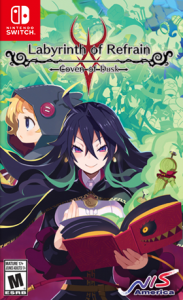 Labyrinth of Refrain: Coven of Dusk (NSP) [UPDATE+DLC] [Switch] [MF-MG-GD]