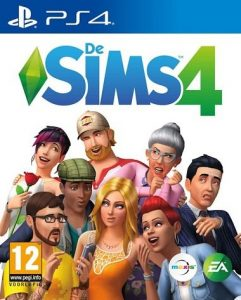 Los Sims 4 [PKG v1.05] [PS4] [EUR] [MF-MG-GD]