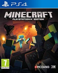 Minecraft PS4 Edition [PKG] [v1.67] [ALL DLC] [PS4] [USA] [MF-MG-GD]