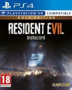 Resident Evil 7: biohazard Gold Edition [PKG v1.01] [PS4] [EUR] [MF-MG-GD]