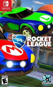 Rocket League (NSP) [UPDATE+DLC] [Switch] [MF-MG-GD]