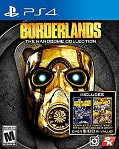 Borderlands: The Handsome Collection [PKG] [v1.02] [PS4] [EUR] [MF-MG-GD]