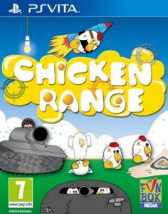 Chicken Range (NoNpDrm) [F3.68] [PSVita] [USA] [MF-MG-GD]