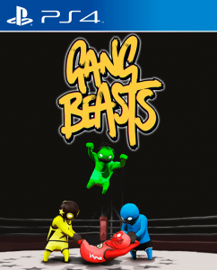 Gang Beasts [PKG] [v1.04] [PS4] [EUR] [MF-MG-GD]