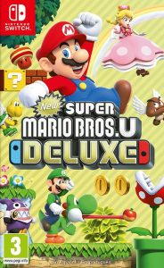 New Super Mario Bros. U Deluxe (NSP/XCI) [Switch] [MF-MG-GD]