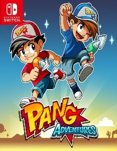 Pang Adventures (NSP) [Switch] [MF-MG-GD]