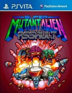 Super Mutant Alien Assault (NoNpDrm) [F3.68] [PSVita] [EUR] [MF-MG-GD]