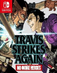 Travis Strikes Again: No More Heroes (NSP) [UPDATE] [Switch] [MF-MG-GD]
