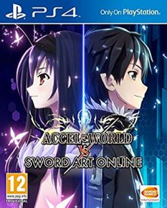 Accel World VS. Sword Art Online [PKG v2.03] [PS4] [EUR] [MF-MG-GD]