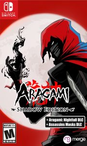 Aragami: Shadow Edition (NSP) [Switch] [MF-MG-GD]