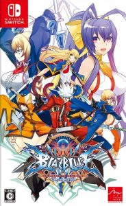 BLAZBLUE CENTRALFICTION Special Edition (NSP/XCI) [Switch] [MF-MG-GD]