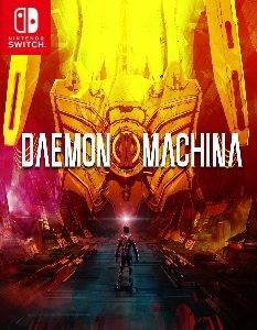 DAEMON X MACHINA NSP UPDATE DLCs SWITCH