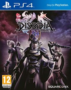 Dissidia: Final Fantasy NT [PKG] [PS4] [USA] [MF-MG-GD]