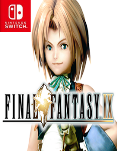FINAL FANTASY IX (NSP) [Switch] [MF-MG-GD]