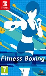 Fitness Boxing  (NSP/XCI) [Switch] [MG-GD-1F]