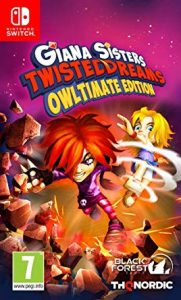 Giana Sisters: Twisted Dreams – Owltimate Edition (NSP) [Switch] [MG-GD-1F]
