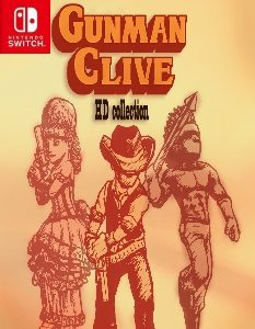 Gunman Clive HD Collection (NSP) [Switch] [MF-MG-GD]