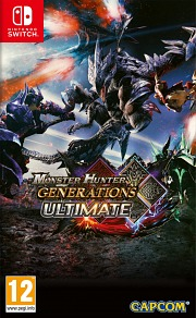 Monster Hunter Generations Ultimate (NSP) [NSP] [Switch] [MG-GD]