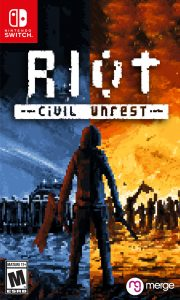 RIOT – Civil Unrest (XCI) [Switch] [MF-MG-GD-1F]
