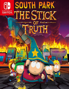 South Park: The Stick of Truth (NSP) [Switch] [MF-MG-GD]