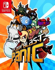 Splash Blast Panic (NSP) [Switch] [MF-MG-GD]
