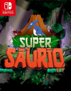 Super Saurio Fly (NSP) [Switch] [MF-MG-GD]