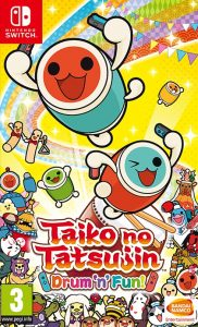 Taiko no Tatsujin Drum 'n' Fun! NSP UPDATE DLCs SWITCH
