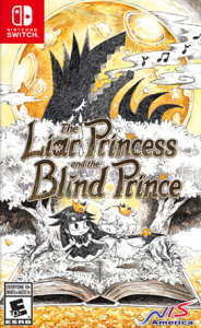 The Liar Princess and the Blind Prince (XCI) [Switch] [MF-MG-GD]