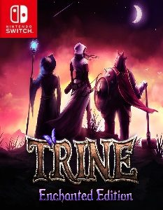 Trine Enchanted Edition (NSP) [v1.0.1] [Switch] [MF-MG-GD]