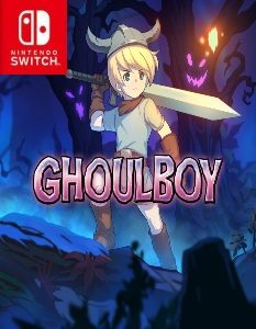 Ghoulboy  (NSP) [Switch] [MF-MG-GD]