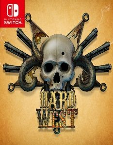 Hard West (NSP) [Switch] [MF-MG-GD]