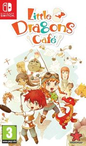 Little Dragons Café (NSP) [Switch] [MF-MG-GD]