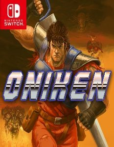 Oniken: Unstoppable Edition (NSP) [Switch] [MF-MG-GD]