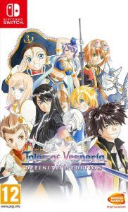 Tales of Vesperia: Definitive Edition (NSP) [UPDATE+DLC] [Switch] [MF-MG-GD]