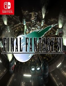 FINAL FANTASY VII (NSP) [Switch] [MF-MG-GD]