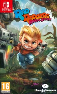 Rad Rodgers Radical Edition (XCI) [v1.2.0] [Switch] [MF-MG-GD]