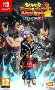 SUPER DRAGON BALL HEROES WORLD MISSION (NSP) [UPDATE+DLC] [Switch] [MF-MG-GD]