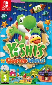 Yoshi's Crafted World (NSP) [Switch] [MF-MG-GD]