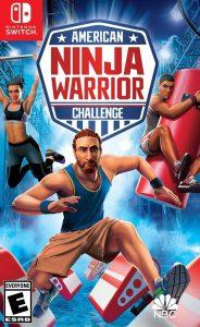 American Ninja Warrior: Challenge (XCI) [Switch] [MF-MG-GD]
