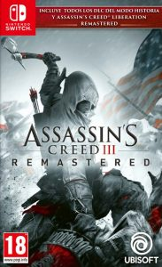 Assassin's Creed III Remastered (XCI) [Switch] [MF-MG-GD]
