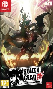 Guilty Gear 20th Anniversary Edition (XCI) [Switch] [MF-MG-GD]
