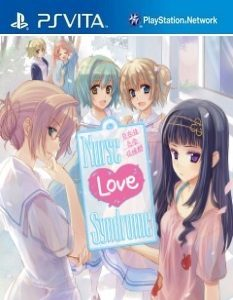 Nurse Love Syndrome (NoNpDrm) [F3.69] [PSVita] [US] [MF-MG-GD]