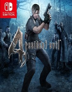 Resident Evil 4 (NSP) [Switch] [MF-MG-GD]