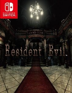 Resident Evil (NSP) [Switch] [MF-MG-GD]