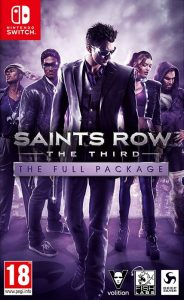 SAINTS ROW: THE THIRD – THE FULL PACKAGE (NSP) [Switch] [MF-MG-GD]