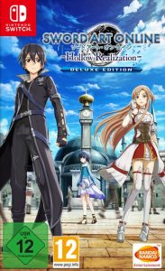 SWORD ART ONLINE: Hollow Realization Deluxe Edition (NSP) [Switch] [MF-MG-GD]