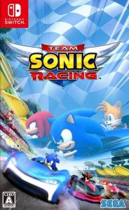 Team Sonic Racing (NSP) [UPDATE] [Switch] [MF-MG-GD]